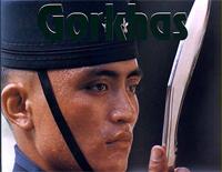 Gorkhas blades