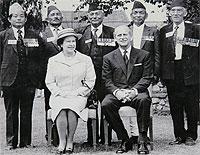 Gurkha VC Holders