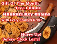 Khukuri Keychains
