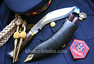 Nepal Police khukri